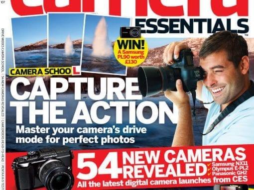 Digital Camera Essentials Articles