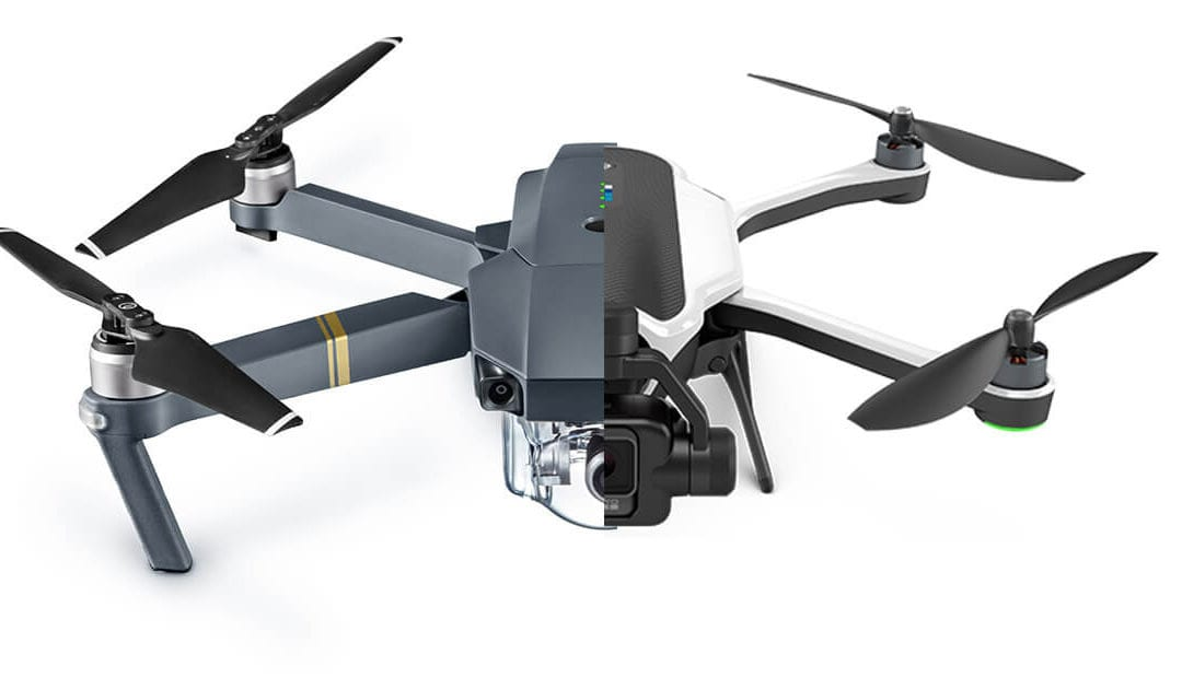 GoPro Karma Vs DJI Mavic Pro drone | Which drone to buy