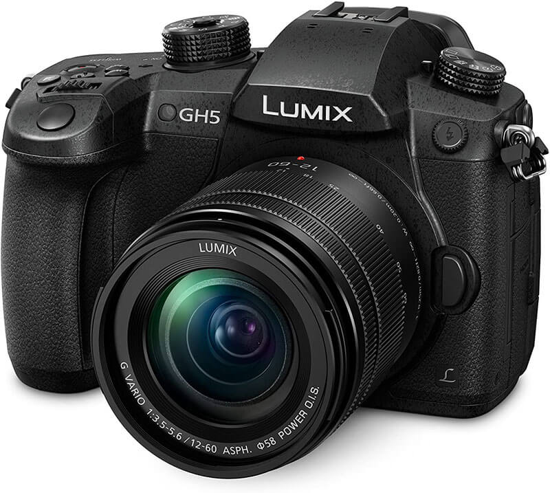 Panasonic GH5 Camera For Vlogging