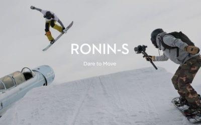 DJI Ronin S Easy Setup Guide | Ronin-S Quickstart Guide