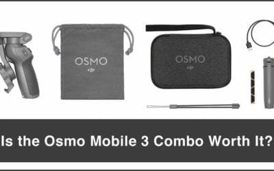 DJI Osmo Mobile 3 Combo worth it? | Handheld Phone Gimbals