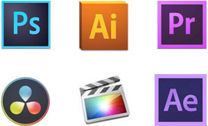 Digital Photography, Motion Graphics and Video Tools