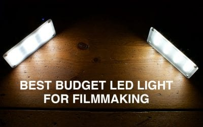 Best budget led light for video and filmmaking | Budget filmmaking tools