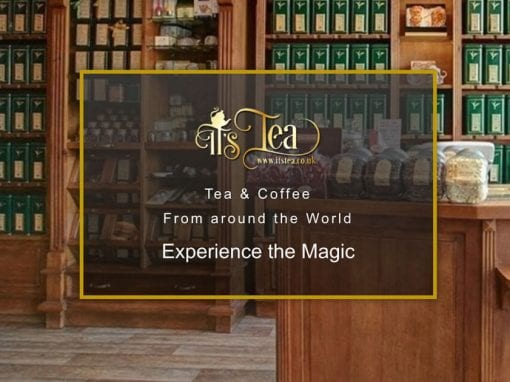 Its Tea: Search Engine Optimisation Project