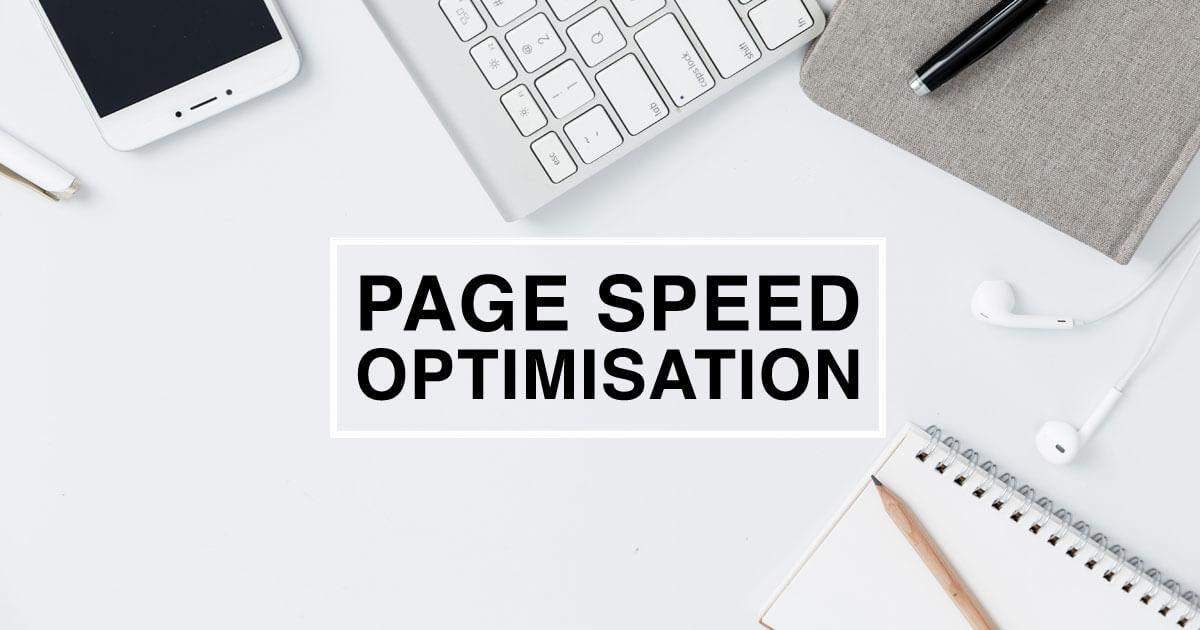 Page Speed Optimisation Bournemouth Dorset