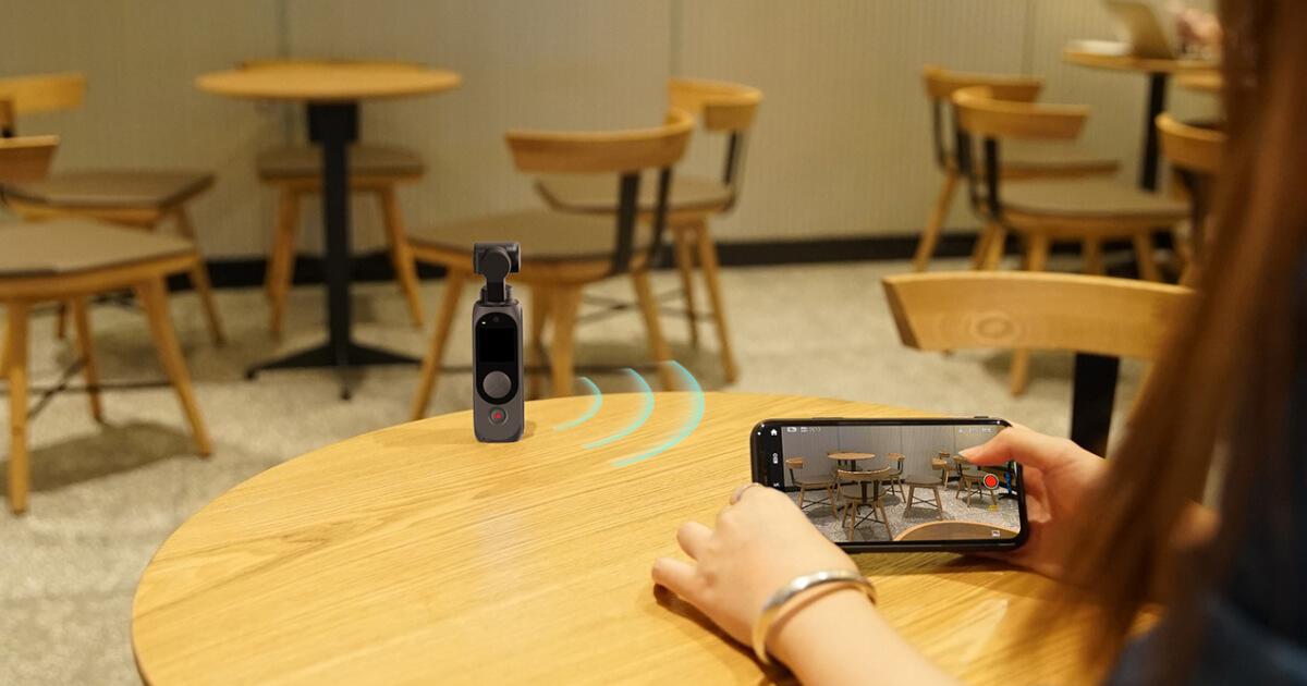 Fimi Palm 2 App For Wireless Control